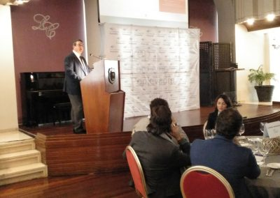 XVI Foro – Victor Nogueira – Asociación galega de empresa familiar