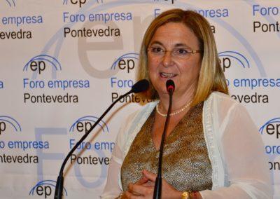 II Foro Empresa: Irene Garrido Valenzuela