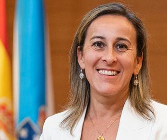 XIV edición del Foro Empresa Pontevedra con Ethel María Vázquez Mourelle. «Proyectos en Pontevedra de mejoras y nuevas infrasestructuras»