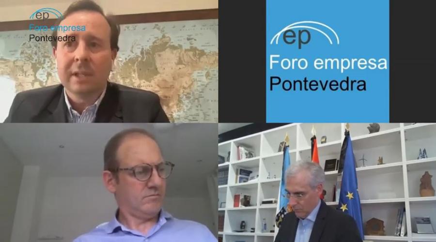 2 Seminario Web con Francisco J. Conde y Juan M. Cividanes. «Medidas económicas ante el nuevo escenario post-covid 19»