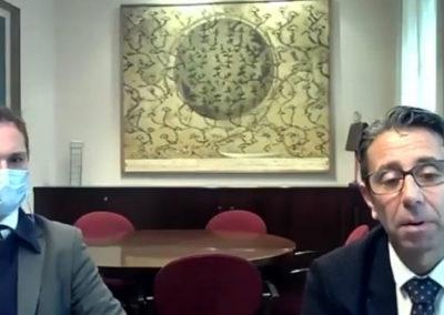 6 Seminario Web con Carlos Tomé y Iago Pereiró. «Presente y futuro de los ERTEs»